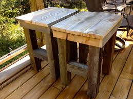 making a wood table how to build end tables fascinating on table ideas with 1000 about
