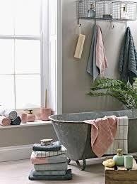 chic bathroom accessories by cox u0026 cox blush bathroom accessories