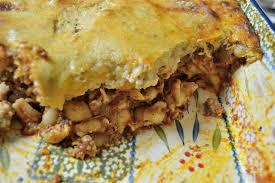 a fridge full of food ina garten u0027s pastitsio greek lasagna
