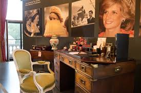 Princess Diana S Sons by Prince William And Prince Harry Recreate Princess Diana U0027s Desk