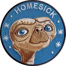 Homesick E T Homesick Patch La Barbuda