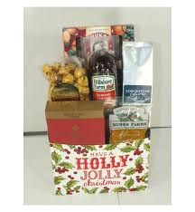 Cheese And Sausage Gift Baskets Holiday Sausage U0026 Cheese Basket Gift 1101 Deschutes Gift Baskets