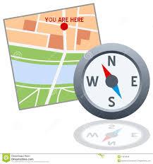 map logo map and compass logo illustration 14804846 megapixl