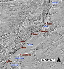 Iupui Map Lawrenz Gun Club Archaeological Investigations Warfare