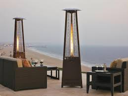 free standing electric patio heater outdoor heaters options and solutions hgtv