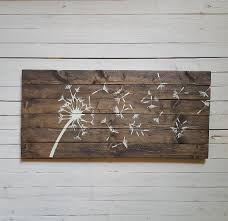 wall designs plank wall dandelion wall wood panel