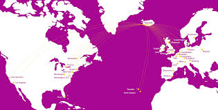 American Airlines Route Map Pdf by Wow Air To Launch Service Between Chicago And Reykjavik