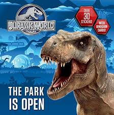 the park is open jurassic world jurassic park wiki fandom