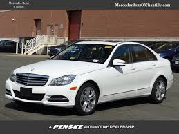 2014 used mercedes benz c class 4dr sedan c 250 luxury rwd at