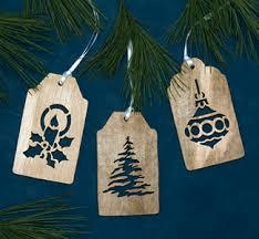 gift tag scroll saw ornament patterns scroll saw patterns