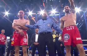 Light Heavyweight Champion Nathan Cleverly Wins Wba World Light Heavyweight Championship