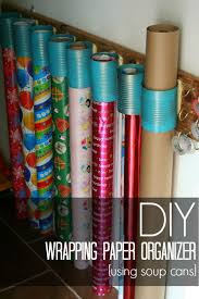 gift wrap storage ideas creative wrapping paper storage ideas hative