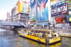 tombori river cruise facilities you can enter use for free by