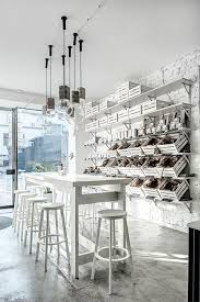 best 25 white cafe ideas on pinterest coffee shop design