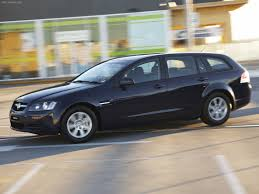 holden ve commodore sportwagon 2008 pictures information u0026 specs