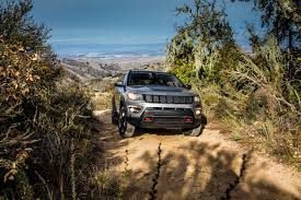 2018 jeep compass trailhawk price 2017 jeep compass trailhawk first drive compass finally finds