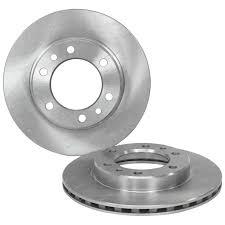 2 front disc rotors landcruiser hzj70 hzj73 hzj75 fzj75 pzj70 pzj