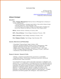 academic resume template extremely ideas how to make a perfect
