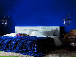 Black And Blue Bedroom Designs by Royal Blue And Black Bedroom Home Design Ideas