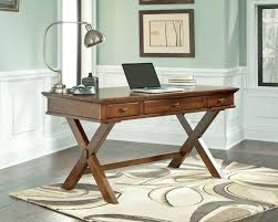 Desks For Office At Home Buy Burkesville Home Office Desk By Signature Design From Www