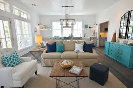 house of turquoise living room beach cottage living room cottage living room lollygag beach house