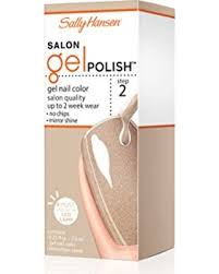 fall sale sally hansen salon gel nail polish pearls please 0 25