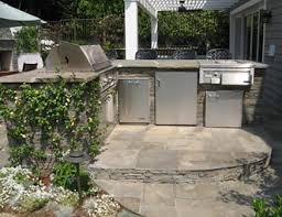 Outdoor Kitchen Pictures Gallery Landscaping Network - Backyard bbq design
