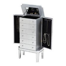 Over The Door Cabinet Organizer by Bedroom Cool Over The Door Jewelry Organizer With Drawers And Stand