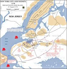 Map Of Astoria Oregon by Of The Battle Of Long Island August 27 1776