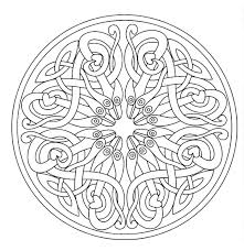 free coloring page coloring mandala 7 a mandala made of an