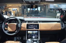 land rover dubai 2018 range rover facelift svautobiography dynamic dashboard at