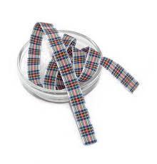tartan ribbon dress stewart tartan ribbon