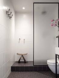 feature tiles bathroom ideas the bathroom a windowless space in carroll u0027s small apartment