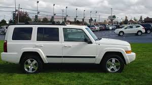 jeep commander silver jeep commander sport 4x4 youtube