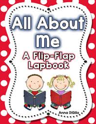 all about me lapbook simply skilled in second
