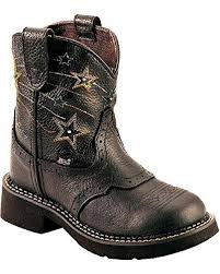 justin light up boots justin boots girls gypsy light up boots 11 m us little kid black