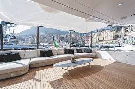 M Interior Design by Entourage Super Yacht Interior Design Project Dragana Maznic Arch
