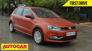 volkswagen polo 2014 2014 volkswagen polo facelift 1 5 tdi diesel first drive video