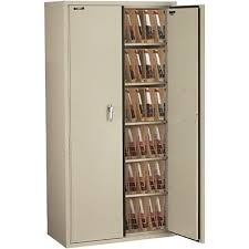 Quill File Cabinets 72 Fireproof End Tab File Cabinets Quill