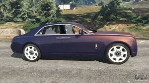 roll royce gta rolls royce ghost 2014 v1 2 for gta 5