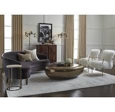river stone coffee table river stone bronze cocktail table br available online and in stores