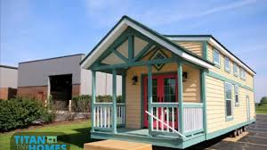 the delightful 400 square foot u201cdeedee u201d by titan tiny homes youtube