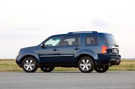 obsidian blue color refreshed 2012 honda pilot revealed in detail