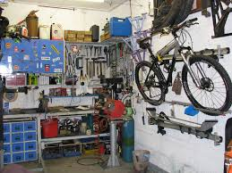 garage workshop man cave inspiration needed singletrack forum