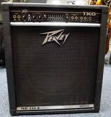 Peavey Classic 115e Cabinet Older Peavey Tko 115 Scratchy Speaker Noise Talkbass Com