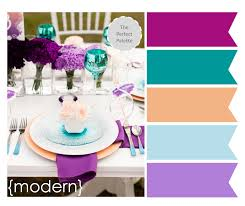 color palette for wedding modern wedding color palette with buffet ideas sweet city