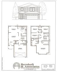 modern multi family building plans baby nursery single family house plans bernhoft associates