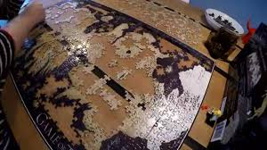Map Of Essos Game Of Thrones 3d Map Of Westeros Puzzle Video Youtube