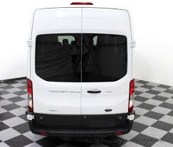 2016 used ford transit wagon transit t350 hd dually extended high