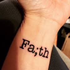 faith symbol tattoo designs pictures to pin on pinterest tattooskid